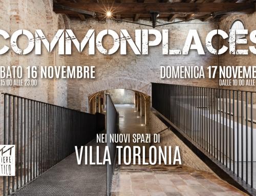 Commonplaces 2019 a Villa Torlonia